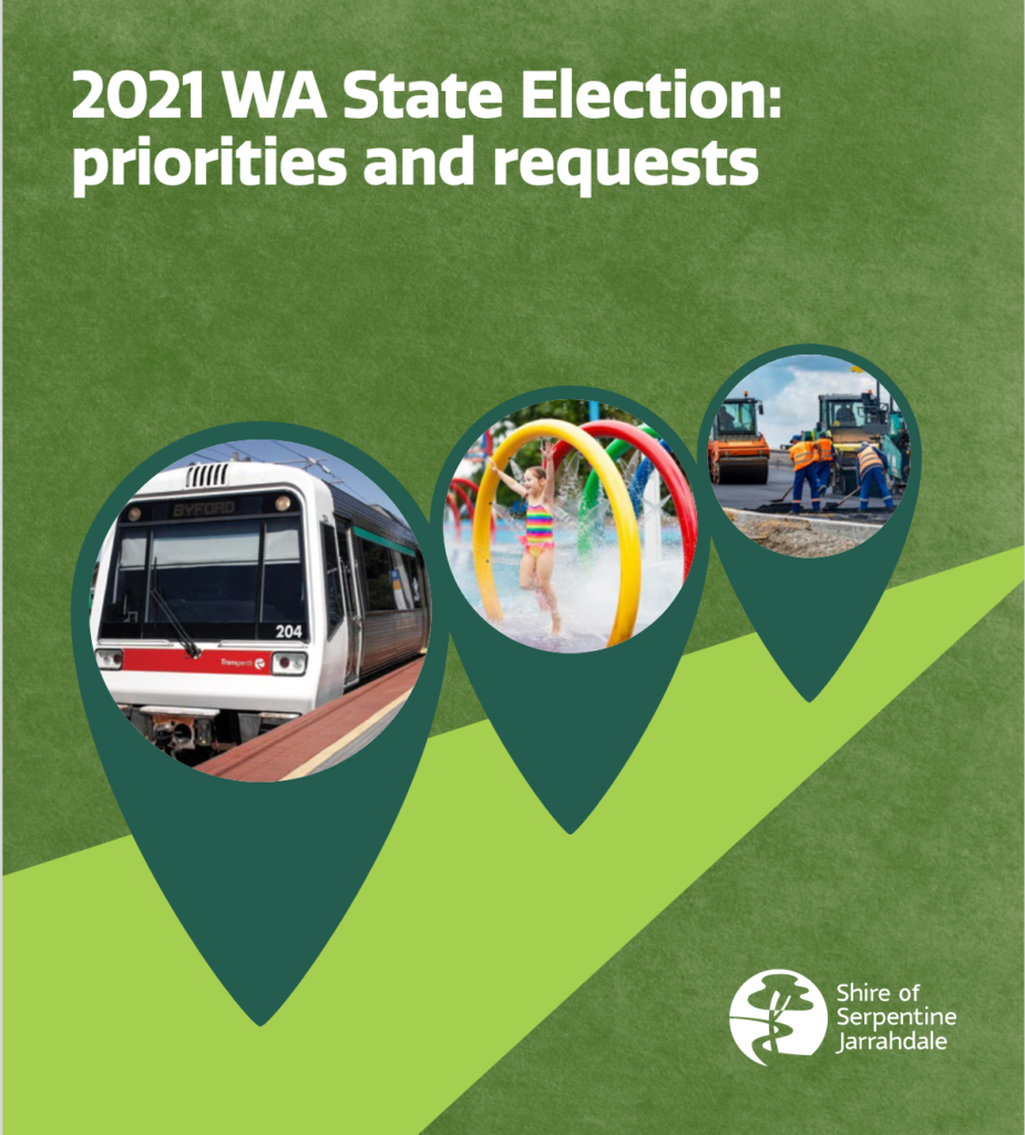 WA State Election Priorities for SJ Shire